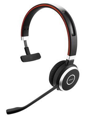 Jabra Evolve 65 MS Mono USB BT