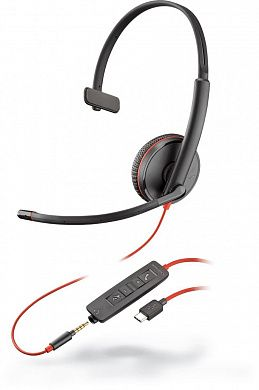 Plantronics Blackwire C3215-C USB-C/3.5