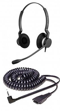 Jabra BIZ 2300 Duo [QD-Cisco]