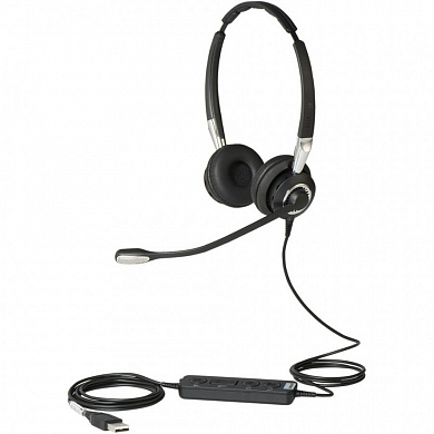 Jabra BIZ 2400 II Duo MS [USB]
