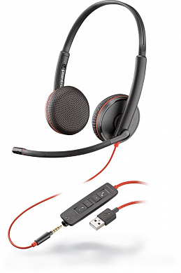Plantronics Blackwire C3225-A USB/3.5