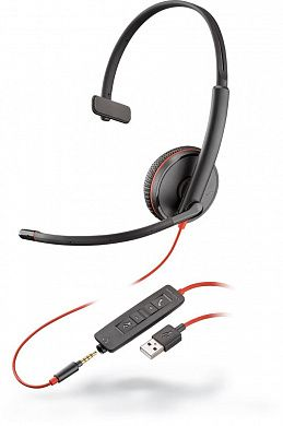 Plantronics Blackwire C3215 USB 3.5